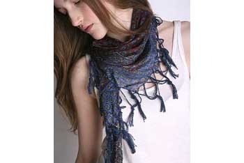 Scarves and how to wear them!