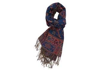 Beautiful floral border print shawl, $10.80, Forever21.com