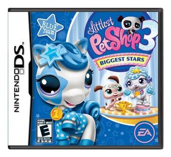 Littlest Pet Shop 3: Biggest Stars (Team Blue)