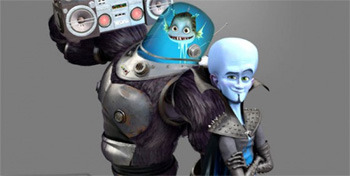 Minion and Megamind