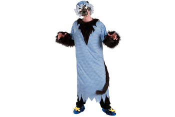 Big Bad Wolf, $39.99, Zoogerstercostumes.com