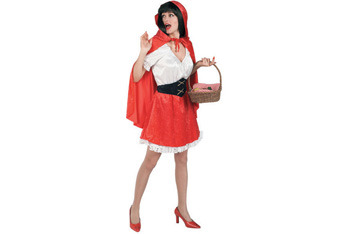 Little Red Riding Hood, $28, Zoogstercostumes.com