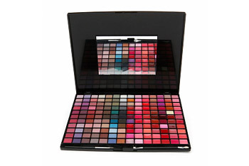 The Color Workshop Savvy Color Compact Set for Eyes and Lips, $9.99, Drugstore.com