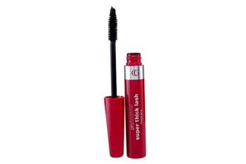 Cover Girl Professional Super Thick Lash Volume Smudge Proof Mascara in Black, $4.99, Walgreens