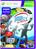 Game Party: In Motion Box Art