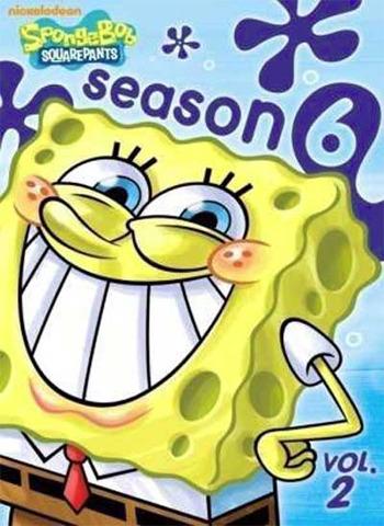 SpongeBob SquarePants Season 6 Volume 2