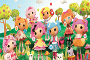 Preview lalaloopsy preview