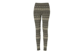 Knitted leggings, $20, NewLook.com