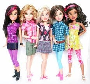 School's Out Liv Dolls