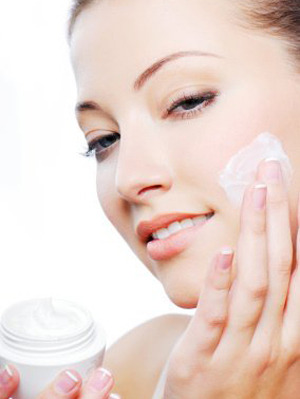 Put on moisturizer while your skin is still damp