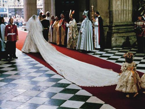 Princess Diana's Cathedral Train