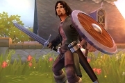 Preview preview lord of the rings aragorns quest aragorn with shield