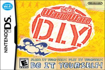 Warioware DIY for DS