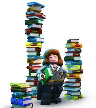 Lego Hermione Jean Granger