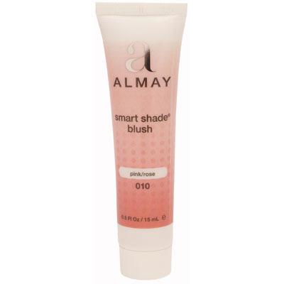 "Almay Smart Shade blush in ""Pink/Rose"", $8.99"