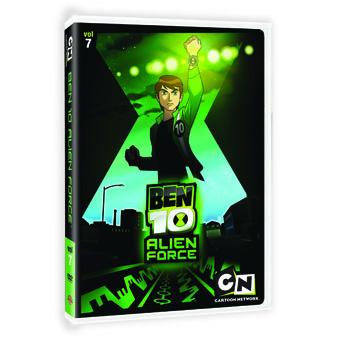 Ben 10 Alien Force Volume 7
