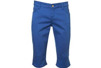 Monkey Genes blue shorts from www.TopMan.com, $40