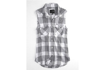 Hurley cut off shirt from Pacsun, $42