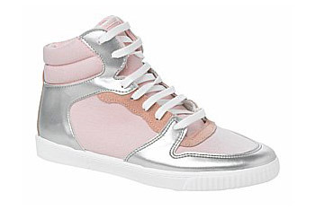 High tops from New Look, $30