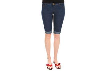 Blue knee length pull on leggings from Hot Topic, $22