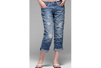 Boy fit crop jeans from American Eagle, $49