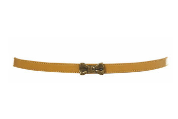 Bow detail skinny belt from Topshop.com, $30