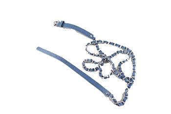Skinny denim chain belt from GoJane.com, $13