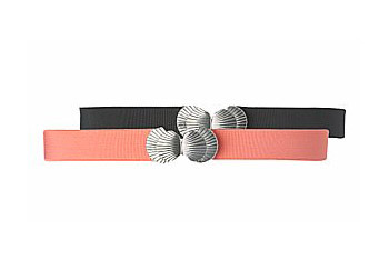2 pack of shell slim belts from NewLook.com, $7