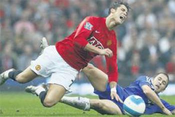 Soccer Diving