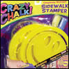 Crazy Chalk Sidewalk Stampers