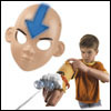 Avatar Mask and Water Blaster.