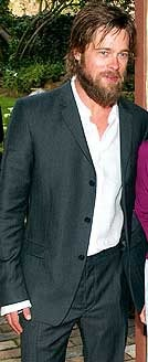 Brad Pitt - Fashion Police