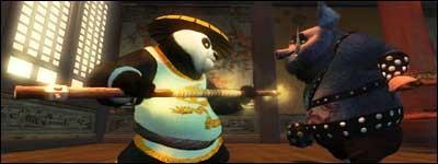 Kung Fu Panda for Xbox 360!