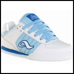 Adio Solus skateboard shoe for girls.