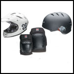 X Games Protective Gear.