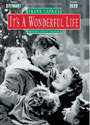 Jimmy Stewart stars in the holiday movie, It's a Wonderful Life.
