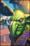 World of Warcraft Trading Card Game: Servants of the Betrayer Loot Cards.