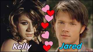 Kidzworld thinks that Kelly Clarkson and Jared Padalecki would make a hot celebrity couple.