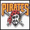 Logo of Pittsburgh Pirates.