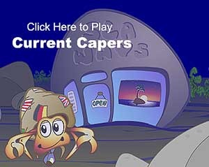 Take a shot at Current Capers, a fun and free marine biology game!