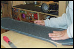 Cutting The Grip Tape