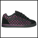 Vans No Skool skateboard shoe.
