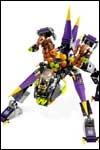 LEGO EXO-FORCE: Deep Jungle 8115 Dark Panther