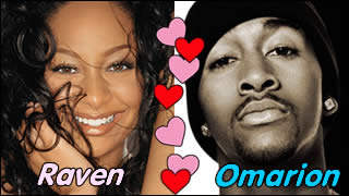 Do you think Raven and Omarion would make a cute couple?