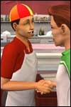 Start your very own business in The Sims 2 with the The Sims 2: Open for Business expansion pack!
