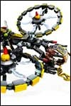LEGO EXO-FORCE: Deep Jungle 8117 Storm Lasher