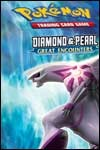 The Pokemon Trading Card Game: Diamond & Pearl - Great Encounters set has arrived!