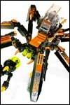 LEGO EXO-FORCE: Deep Jungle Kits