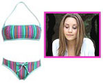 We think this American Eagle bikini is the perfect swimsuit for What a Girl Wants star, Amanda Bynes.