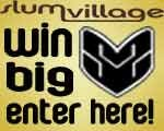 Click here and enter to win prizes like Slum Village posters, CDs and stickers!